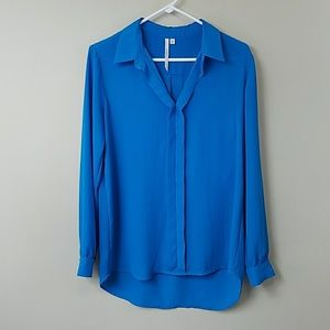 Bellatrix Blue Blouse from Nordstrom